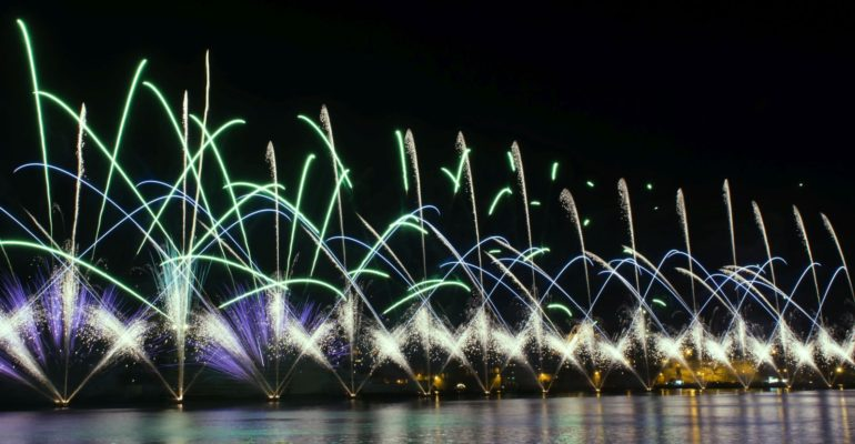 Le Festival International de Feux d'Artifice de Malte