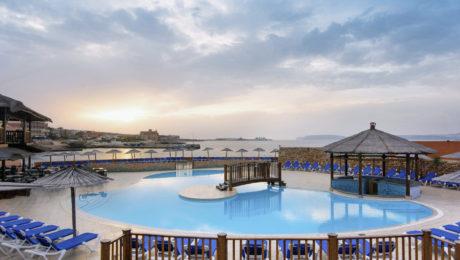 Séjour à l'hôtel Ramla Bay Resort
