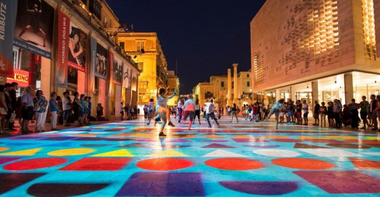 Le Festival international des arts de Malte