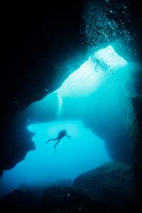 Plongée au Blue Hole Gozo