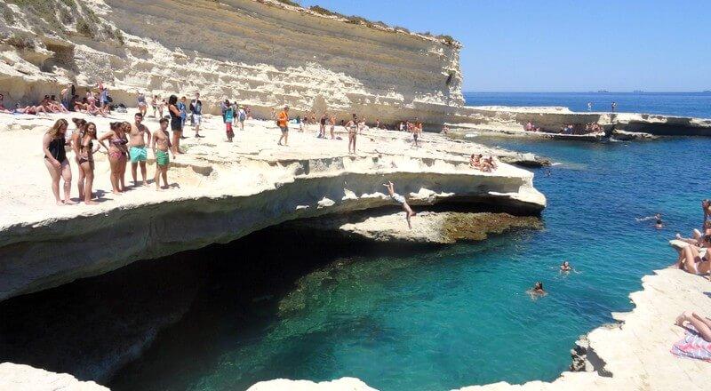Séjour linguistique Malta International