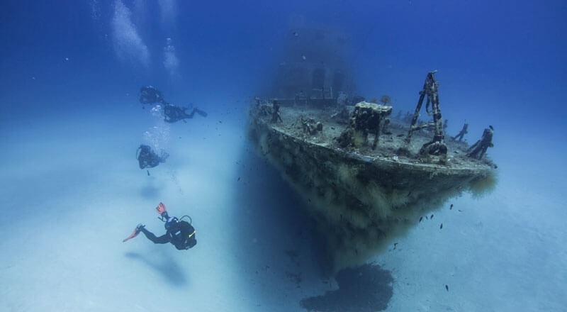 Séjour plongée au Grand hôtel à Mgarr Harbour sur l'île de Gozo