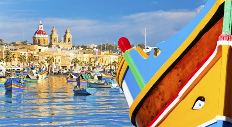 Séjour linguistique à la carte pour étudiants et adultes à Malte
