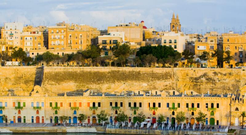 Circuit accompagné «L'île des chevaliers» à Malte