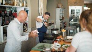 Cours de cuisine à Gozo