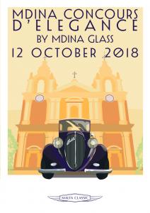 Malta classic Concours d'Elégance