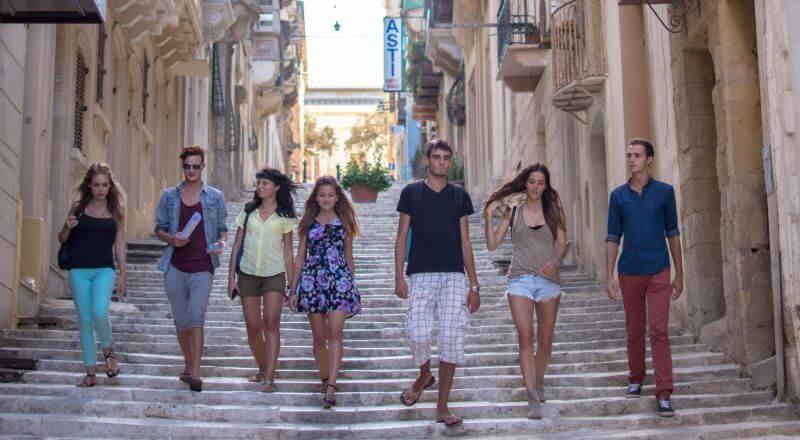 Study & Fun à Malte en famille hôtesse