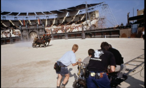 gladiator-making-of