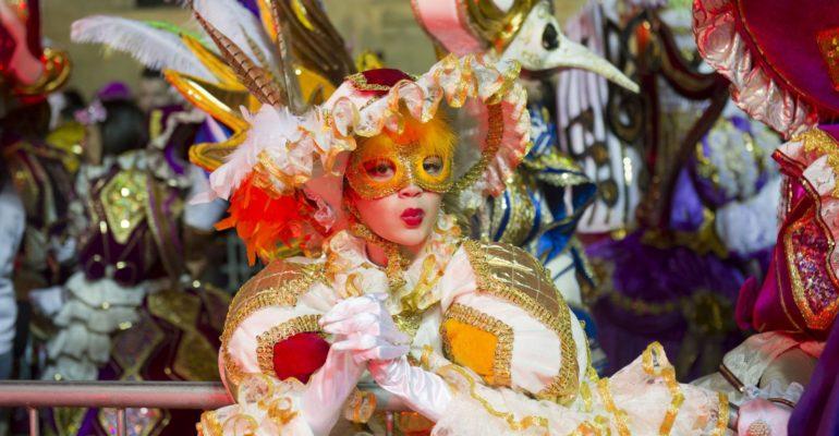 Émerveillez-vous au Carnaval de Malte