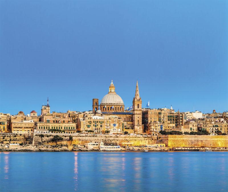 Séjours en formule Collège Multi-Activités à Malte en été