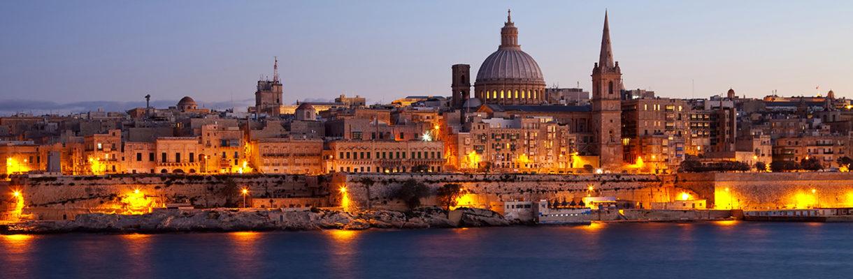 La Valette, capitale baroque de Malte