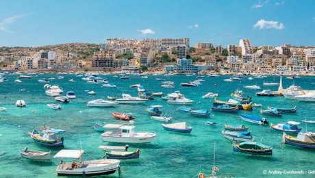 Séjour à Malte – Hôtel Topaz 3*