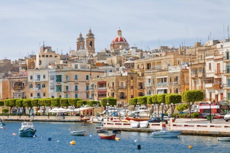 Cours et découverte à Malte