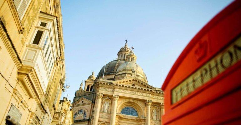 Apprendre l'anglais à Malte et Gozo