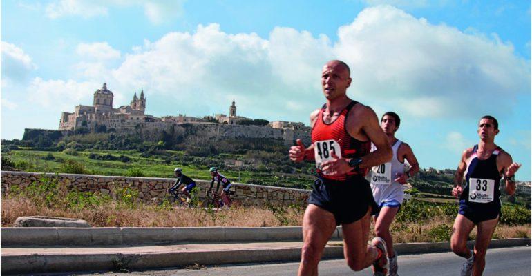 Le Marathon de Malte 2017