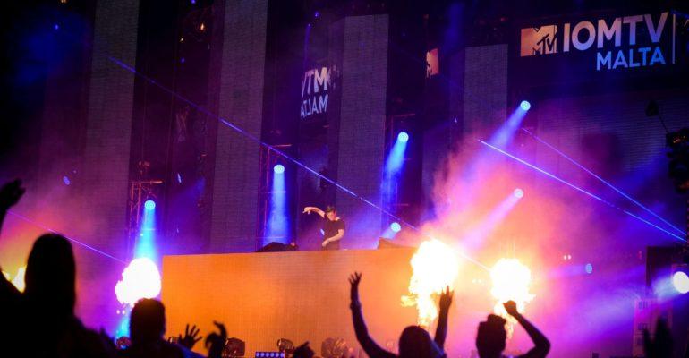 Isle of MTV – Le concert qui lance l'été à Malte