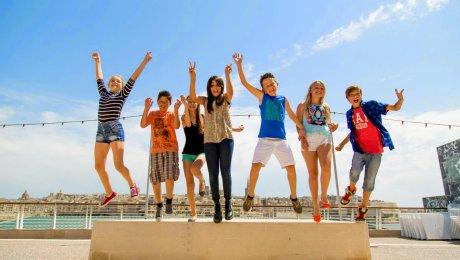 Séjour international Anglais & activités encadrées 12-17 ans
