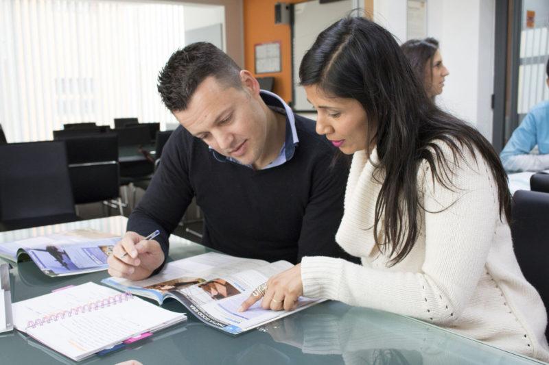 Cours d'anglais pour professionnels – toute l'année