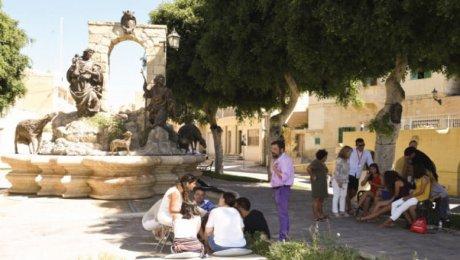 Cours d'anglais à Gozo à partir de 18 ans – toute l'année