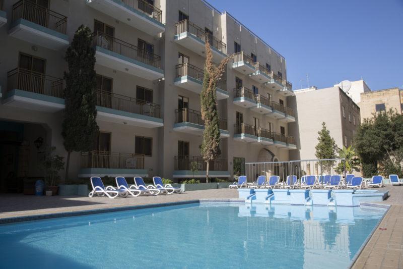 The Bugibba Hotel 3*