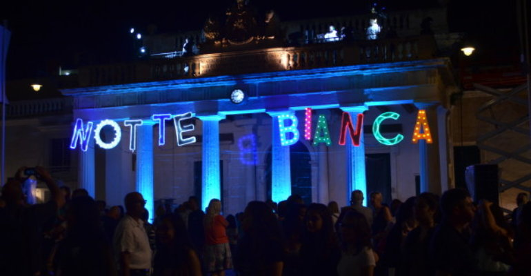 La Notte Bianca à La Valette