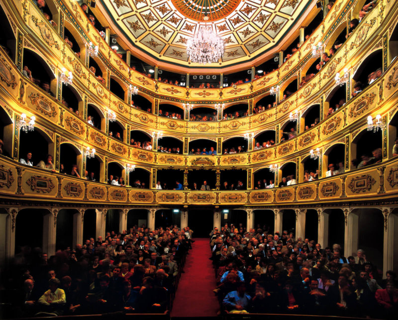 Festival international de la musique baroque à La Valette