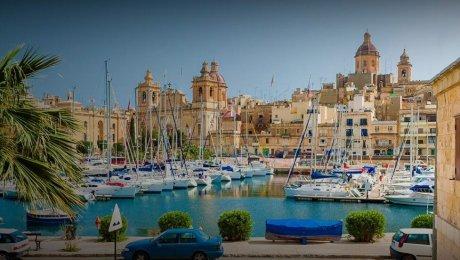 Séjour linguistique à Malte en école de langue