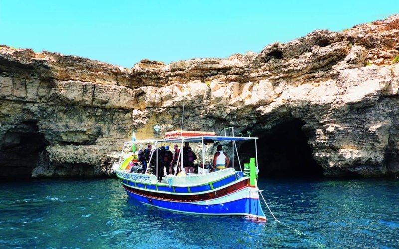 Séjour plongée à Gozo à l'hôtel St Patrick