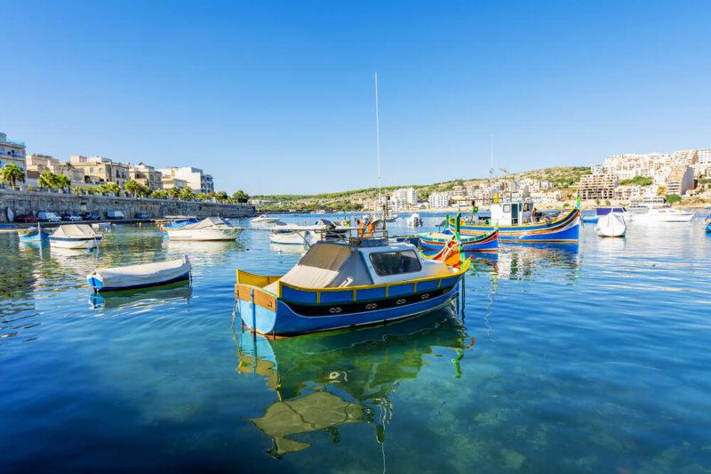 La Valette, Mdina, Île de Gozo et Les Trois Cités