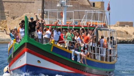 Séjour linguistique accompagné pour les jeunes à Malte