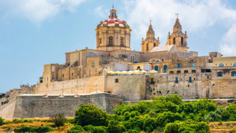 Malte, d'Ulysse aux chevaliers de Saint-Jean