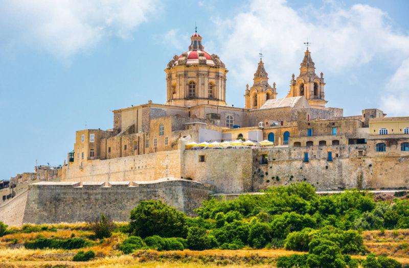 Malte et la Sicile