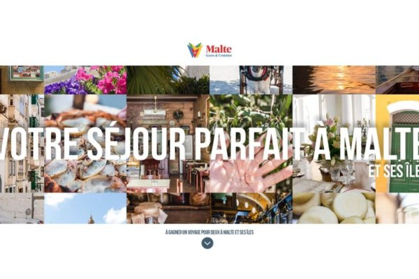 Jeu-concours sur Facebook : votre séjour parfait à Malte