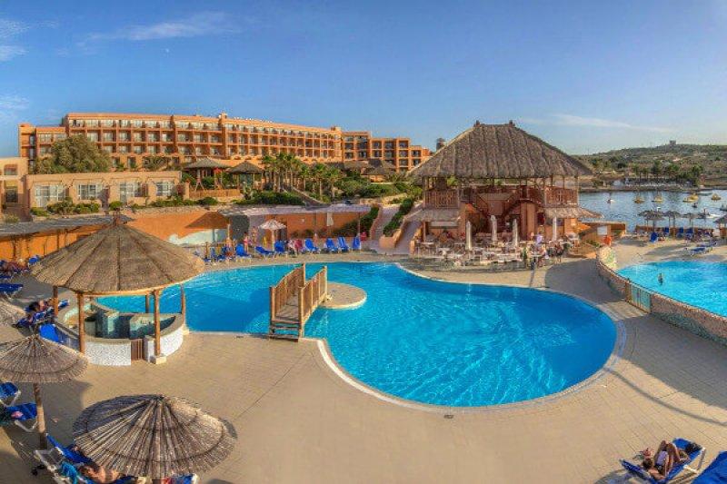 Hotel Ramla Bay Marfa