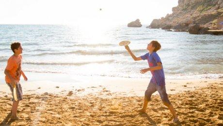Séjour linguistique enfant à Malte (8 à 13 ans)