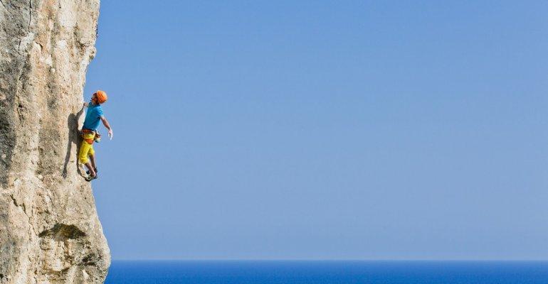 Malte, la destination idéale pour l'escalade.