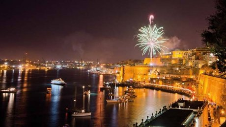 Nouvel an à Malte – Hôtel 3 ou 4*