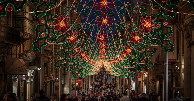 Les fêtes de Noël à Malte