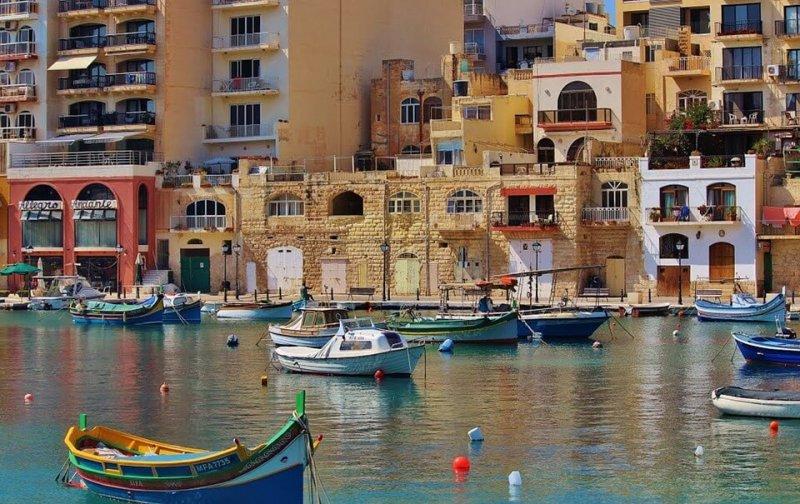 Découverte des îles maltaises