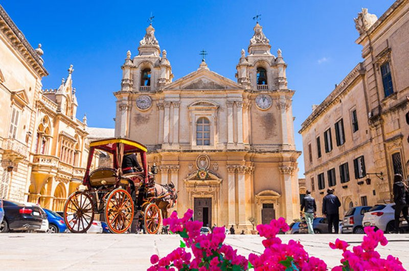 Circuit à la découverte de Malte