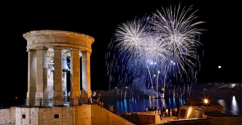 Faire la fête à Malte