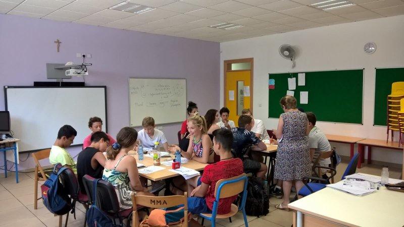 Cours d'anglais et séjours linguistiques pour adolescents, jeunes et enfants à Malte toute l'année en famille d'accueil