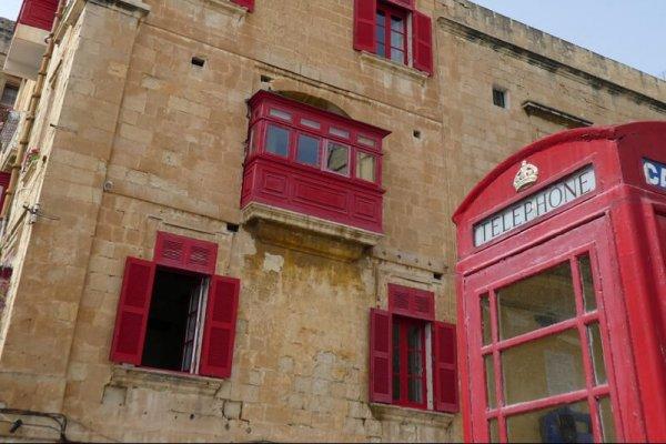 Comme un petit air d'Angleterre… à Malte !