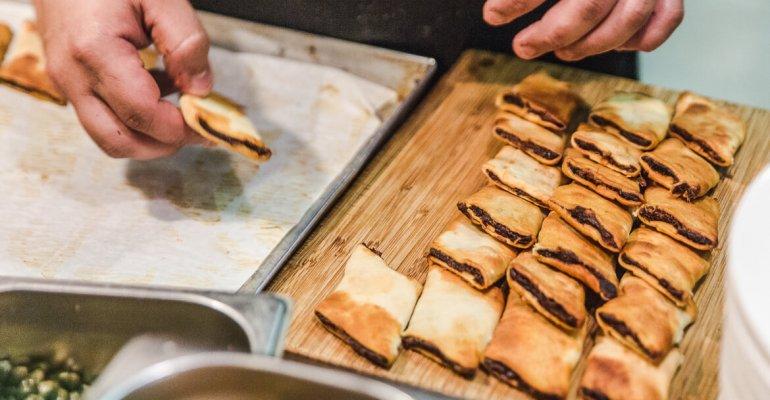 Recette des Imqaret – biscuits fourrés aux dattes