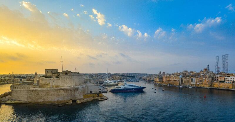 Week-end Malte 4 Jours/3 Nuits