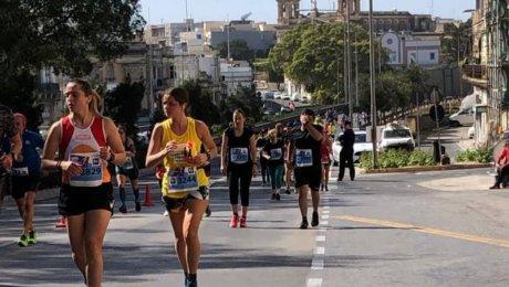 Voyage marathon ou semi-marathon de Malte