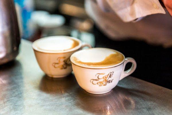 Café façon maltaise