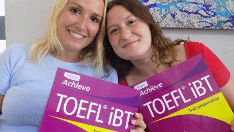 4 Semaines TOEFL/TOEIC dans LE SEUL CENTRE TOEFL IBT de Malte