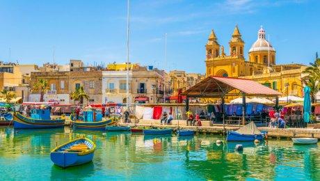 Malte – Spécial Young Learners – hébergement en résidence