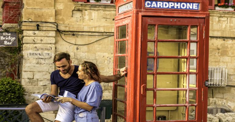 Chroniques de Malte: Apprendre l'anglais au soleil